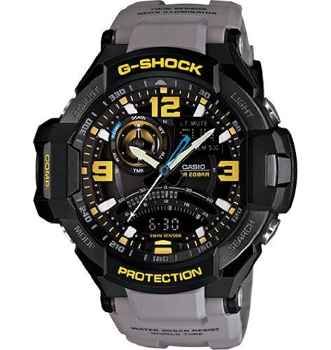 Casio G-Shock GA-1000-8A Watch Reviews