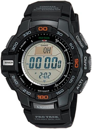 Casio Men's PRG-270 Pro trek Watch Review