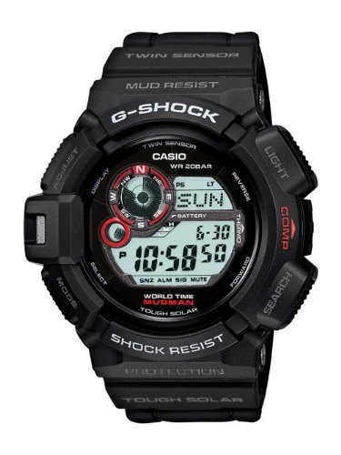 Casio G-Shock Mudman G9300-1 Review