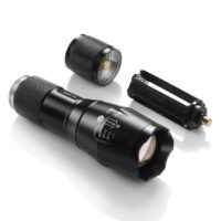 SOLARAY PRO ZX-1 Professional Flashlight