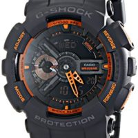 Casio G Shock GA 110 Review