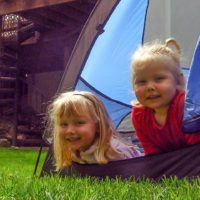 Eight Tips for Camping with Children
