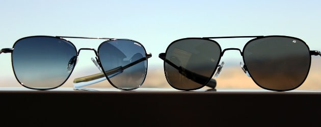 The Polarized or The Photochromic Lens