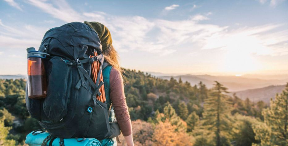 How to organize a backpack trip
