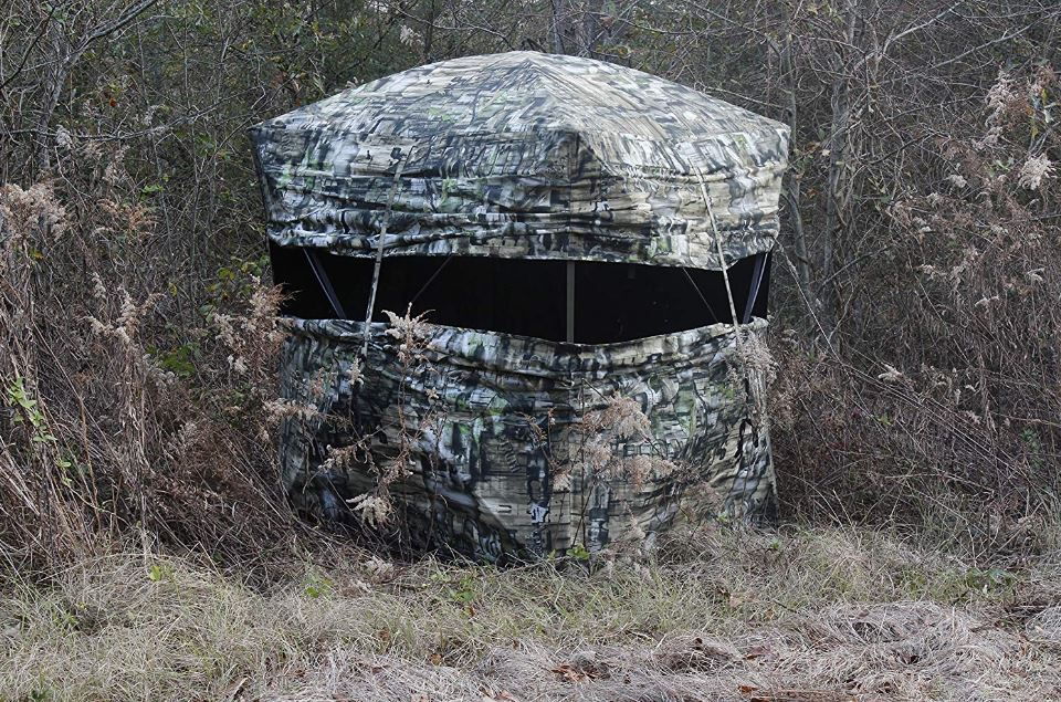 Excellent The 10 Best Hunting Blinds In 2019 Reviewed By Experts Inzonedesignstudio Interior Chair Design Inzonedesignstudiocom