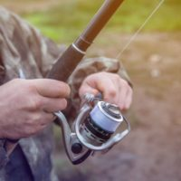 Maintenance of the Fishing Reel