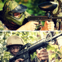 Difference Between Survival and Paintball Guns