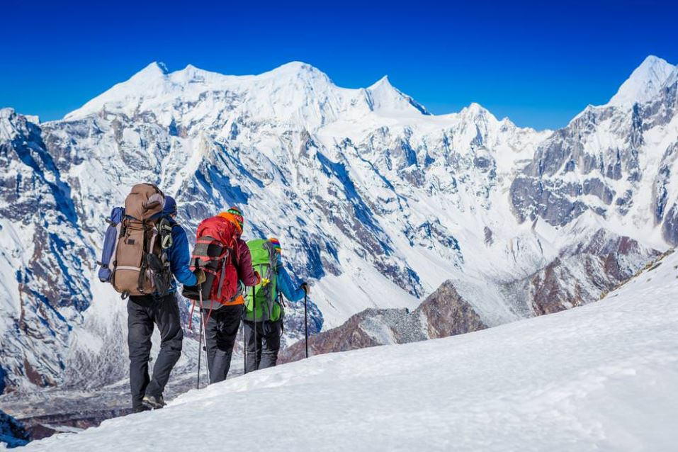 Alpine Club to hold snow hiking contests – PAMIR TIMES |Hiking Snow