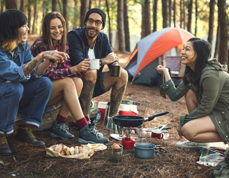 7 Camping Hacks for Success