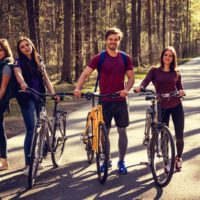Best Places to Cycle Around the World