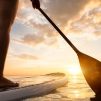 SUP Paddling Techniques