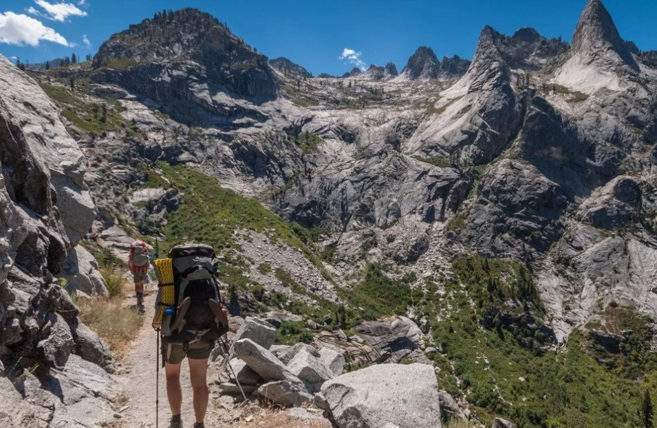 Sequoia National Park Backpacking