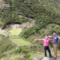 Hiking the Choquequirao Trek in Peru