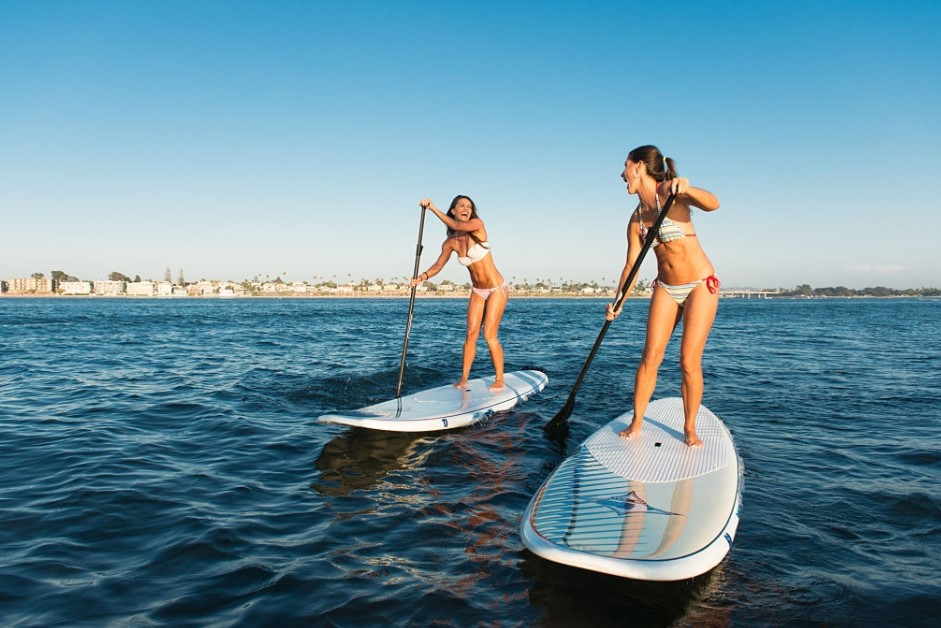 Benefits of Paddle Boarding