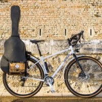 How to Carry A Guitar When Bicycle Touring
